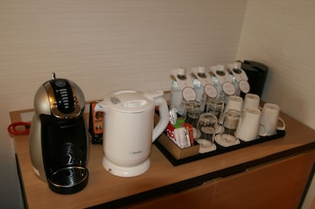 SUNSHINE CITY PRINCE HOTEL Coffee and/or Coffee Maker