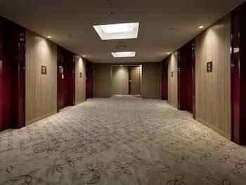 SUNSHINE CITY PRINCE HOTEL Hallway