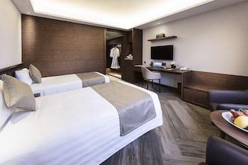 Deluxe Plus Twin Room