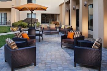 小石城西萬怡飯店 Courtyard by Marriott Little Rock West
