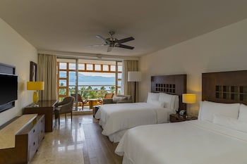 Room, 2 Double Beds, Non Smoking, Ocean View (Panoramic Ocean View, Guest Room)