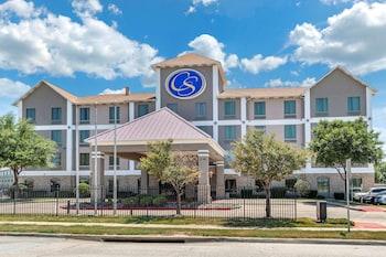 韋科近大學區凱富套房飯店 Comfort Suites Waco Near University Area