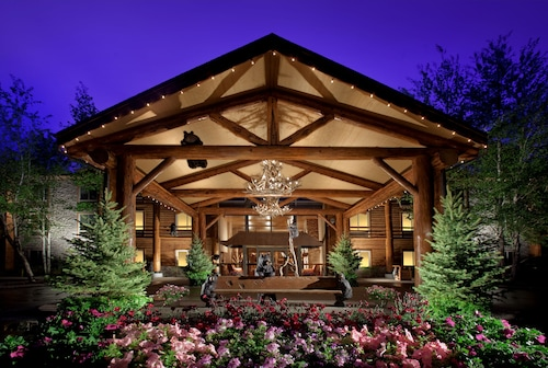 . The Lodge at Jackson Hole