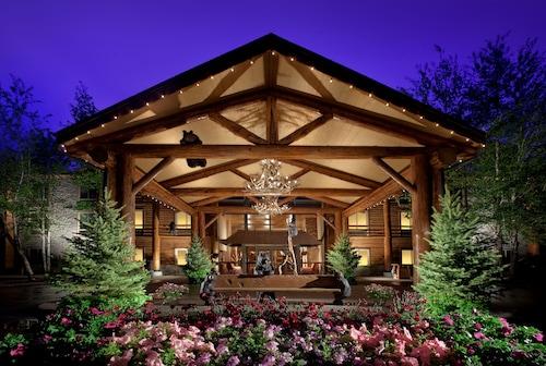 . The Lodge at Jackson Hole