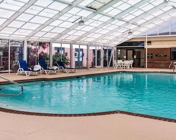 萊特湖-諾福克機場凱藝全套房飯店 Quality Suites Lake Wright - Norfolk Airport