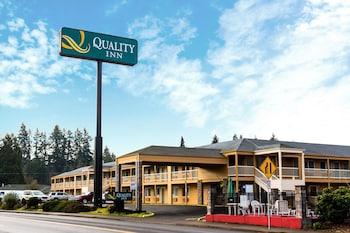Hotel - Quality Inn Cottage Grove - Eugene South