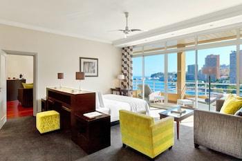 Executive Suite, 1 Bedroom, Balcony, Partial Sea View