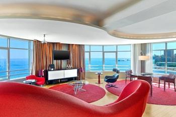 Presidential Suite, 1 Bedroom, Non Smoking, Sea View (Top Floor)