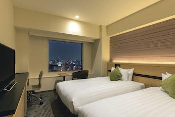 コンフォート ルーム シングルベッド 2 台 (21 SQ M)|ANAクラウンプラザホテル札幌