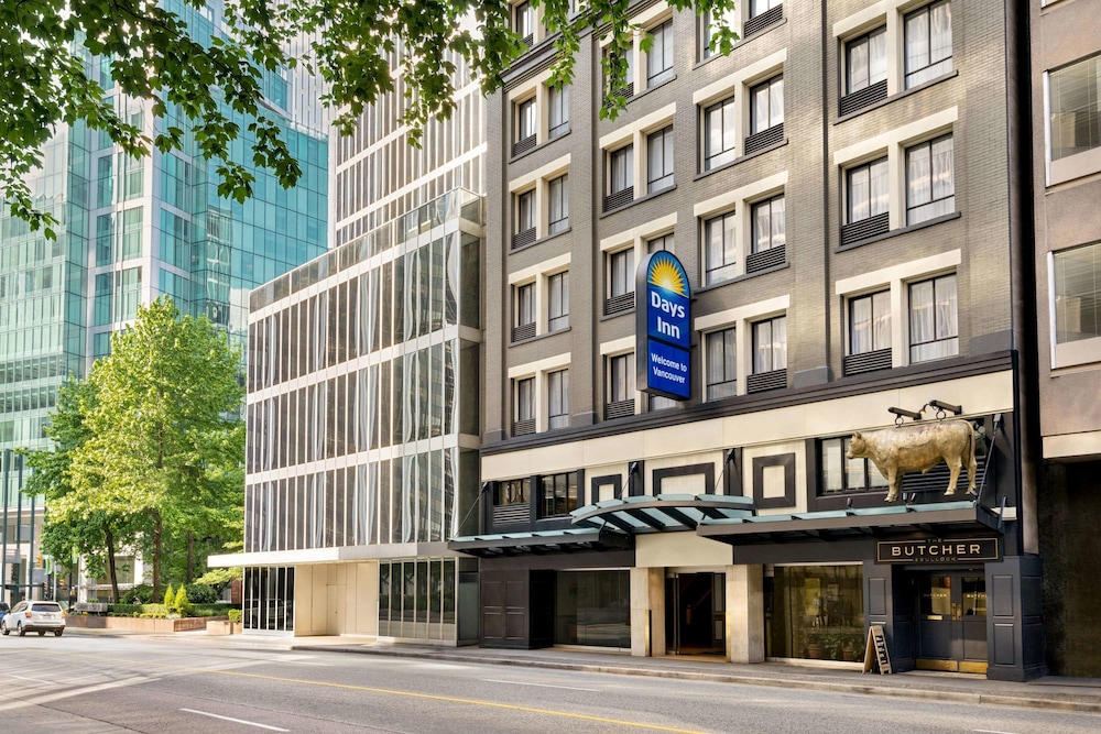 Days Inn by Wyndham Vancouver Downtown