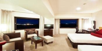 Deluxe Room, 2 Twin Beds, Non Smoking, Corner