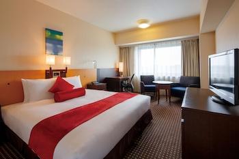 ルーム キングベッド 1 台 禁煙 (Regular Floor)|29㎡|ANAクラウンプラザホテル成田