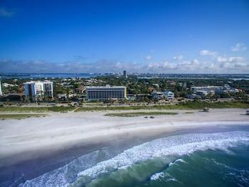 薩拉索塔麗都海灘假日飯店 Holiday Inn Lido Beach, Sarasota