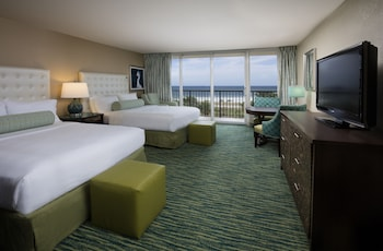 Room, 2 Queen Beds, Non Smoking, View (Gulf View)
