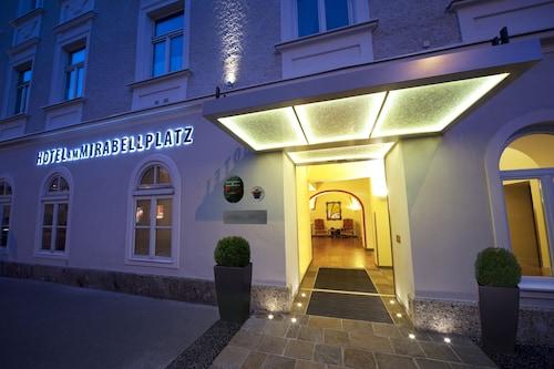 . Hotel am Mirabellplatz