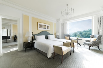 Valley Wing, Deluxe Suite, 1 King Bed