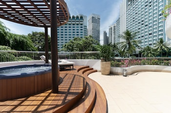Garden Wing, Premier Suite, Balcony