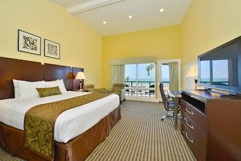 貝斯特韋斯特普拉斯達納波因特海濱飯店 Best Western Plus Dana Point Inn-by-the-sea