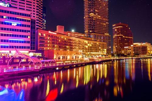 . Sheraton Tampa Riverwalk Hotel