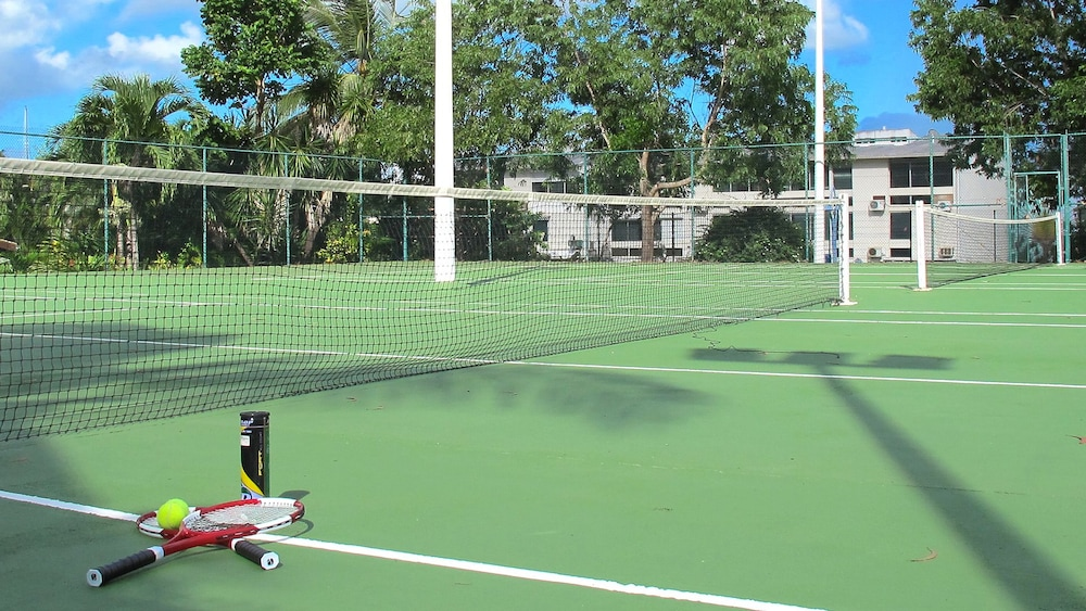 Tennis and Basketball Courts 18 of 21