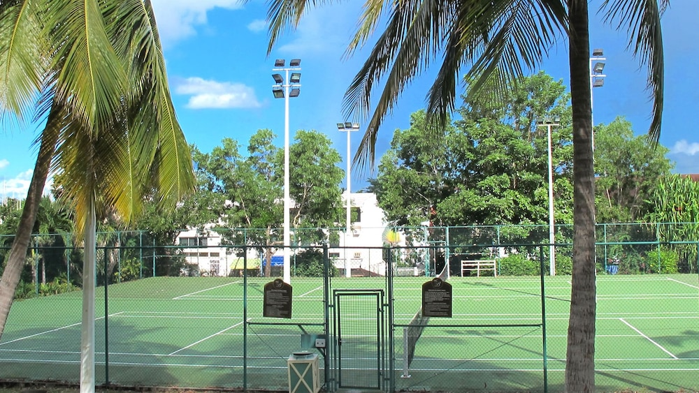 Tennis and Basketball Courts 17 of 21