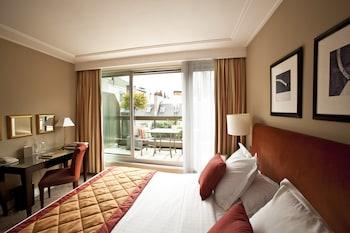 Deluxe Room, 1 King Bed, Terrace