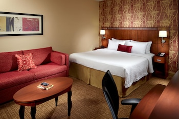 Hotel - Courtyard by Marriott - Atlanta Executive Park/Emory