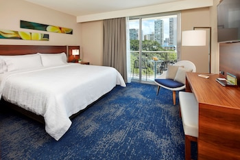 Room, 1 King Bed, Accessible, City View (Roll-In Shower)