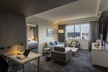 Executive Suite with Views