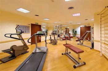 Hotel Raffaello - Fitness Facility  - #0