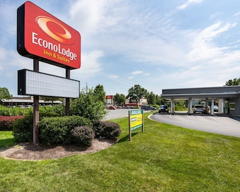 Hotel - Econo Lodge Inn & Suites Rehoboth Beach