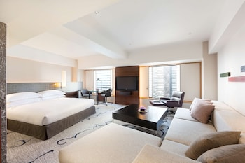 Junior Suite, 1 King Bed, Business Lounge Access (Executive)