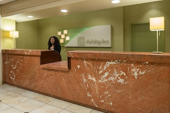 Lobby at Holiday Inn Philadelphia-Cherry Hill in Cherry Hill
