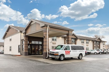 Hotel - Econo Lodge Milwaukee Airport
