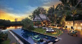 Three Bedroom Double Pool Villa