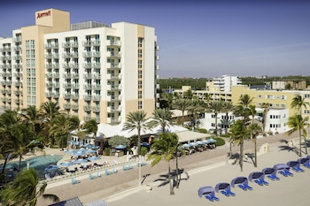 Hotel - Hollywood Beach Marriott