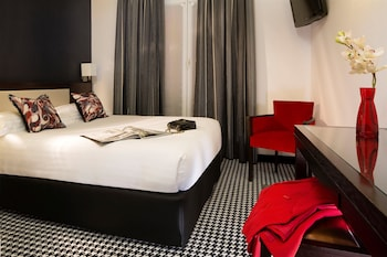 Standard Room, 1 Double Bed, Non Smoking (Small Room)