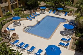 聖安東尼奧機場萬怡飯店 Courtyard by Marriott San Antonio Airport