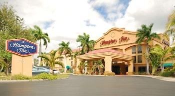 邁爾斯堡機場 I-75 歡朋飯店 Hampton Inn Fort Myers-Airport & I-75