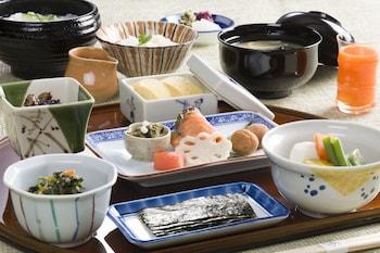 SHERATON MIYAKO HOTEL OSAKA Breakfast Meal
