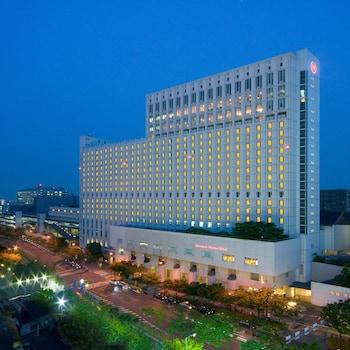 SHERATON MIYAKO HOTEL OSAKA Front of Property - Evening/Night