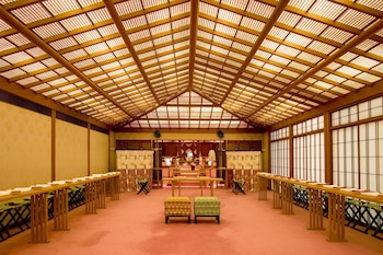 SHERATON MIYAKO HOTEL OSAKA Property Amenity