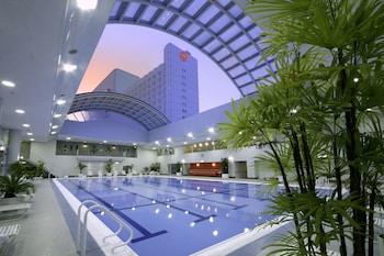 SHERATON MIYAKO HOTEL OSAKA Indoor Pool