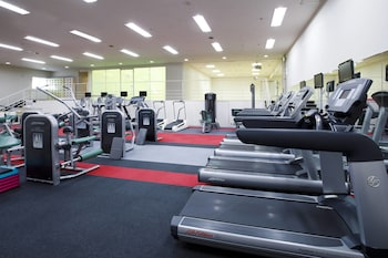 SHERATON MIYAKO HOTEL OSAKA Gym