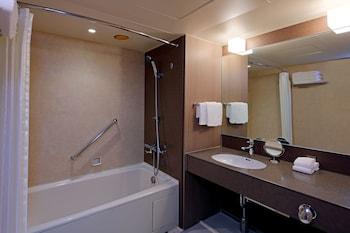 SHERATON MIYAKO HOTEL OSAKA Bathroom