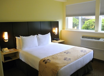 Family Suite, 1 Queen Bed, Non Smoking, Refrigerator & Microwave