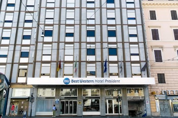 ベストウェスタンホテルプレジデント