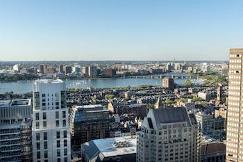 波士頓科普利廣場萬豪飯店 Boston Marriott Copley Place