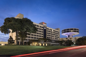Hotel - Houston Airport Marriott at George Bush Intercontinental