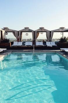 洛杉磯比佛利山莊60飯店 SIXTY Beverly Hills